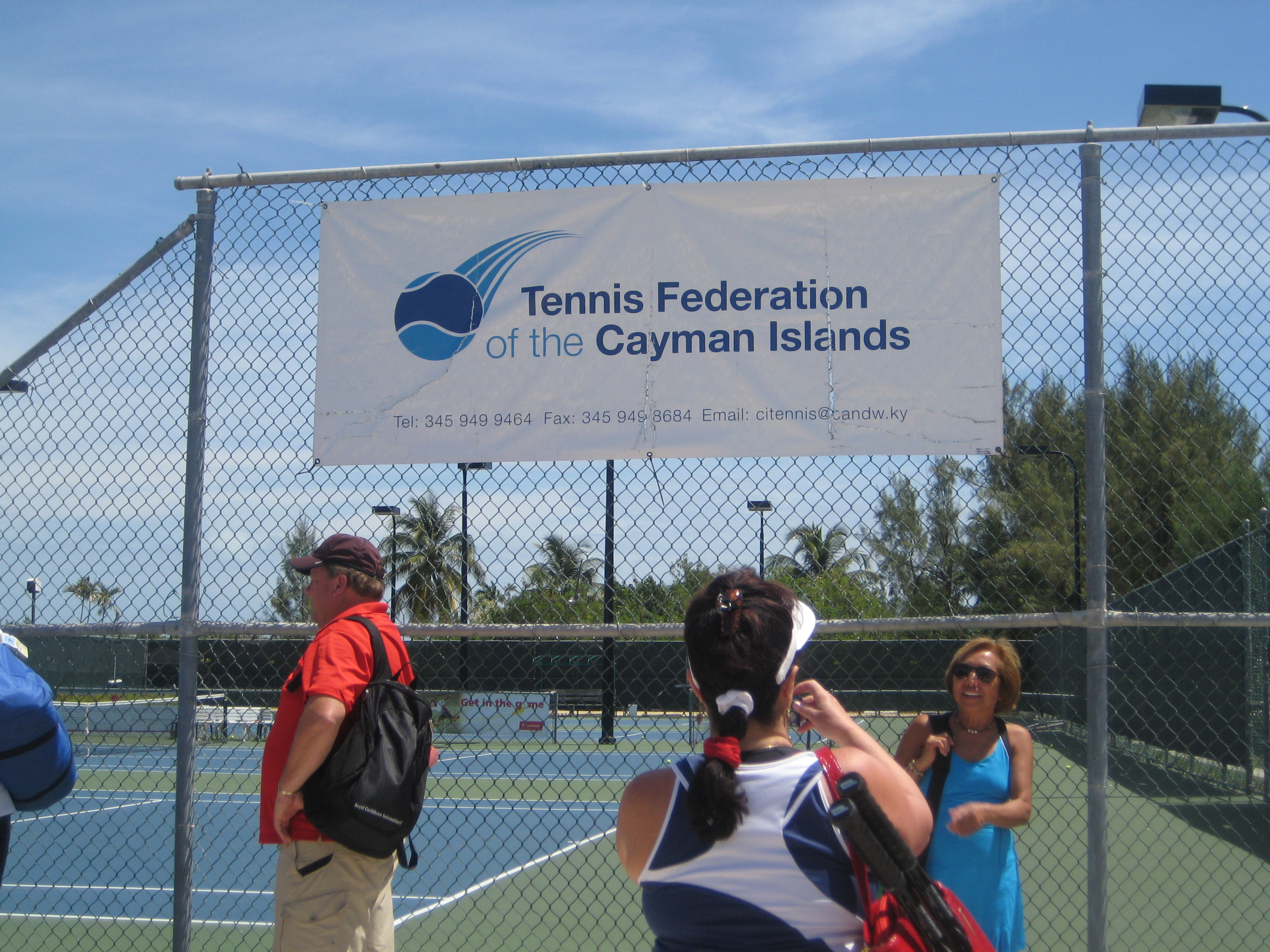tennis in Grand Cayman