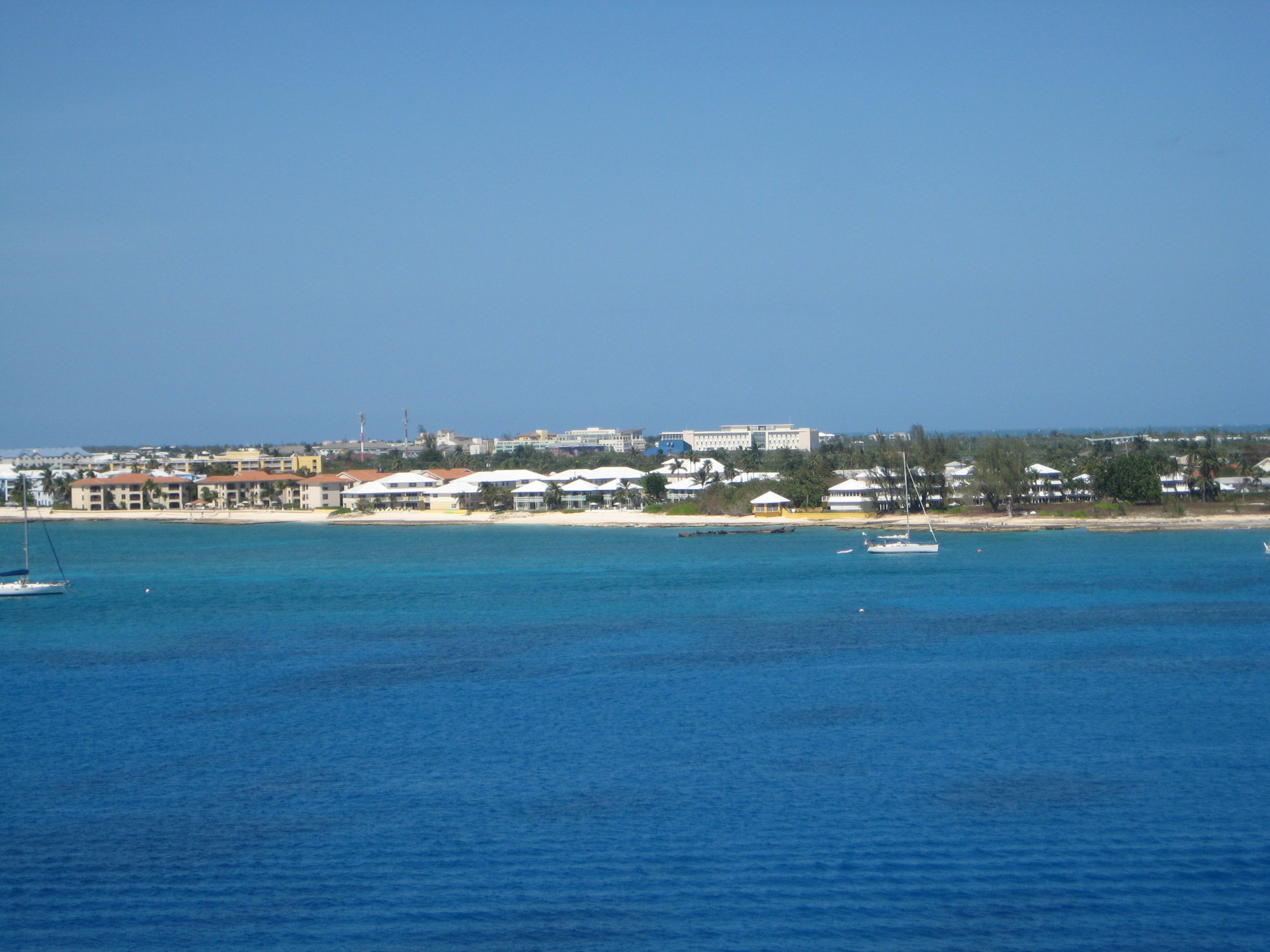 beautiful Grand Cayman